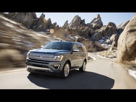 [XEHAY.VN] Chi tiết Ford Expedition 2018 - SUV đẳng cấp