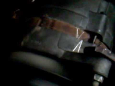 треск в генератори мерседес w210cdie200