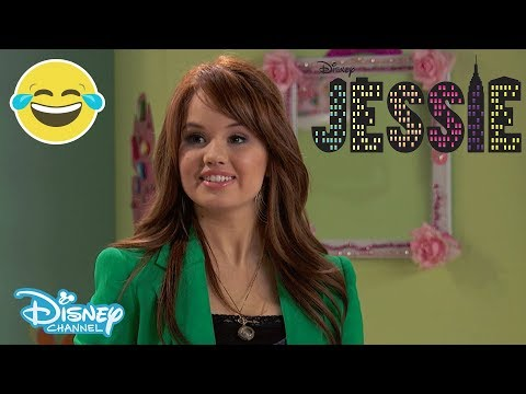 Jessie | Jessie's Biggest Fear 😱 | Disney Channel UK