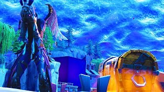Fortnite - RIP LOOT LAKE !? EVENTO ESPECIAL ADEUS LOOT LAKE !! ( LAGO DO SAQUE ) Despedida !