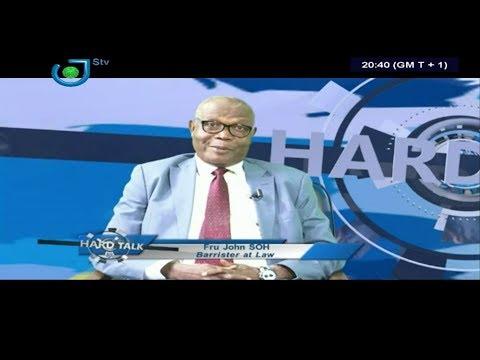 HARD TALK - (Guest : Barrister FRU John SOH) - Wednesday 20th September 2017 - Host : Peter NSOESIE