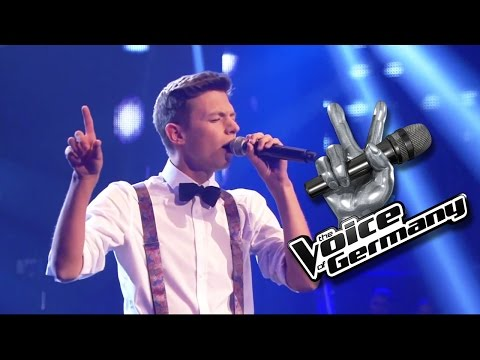Don't Stop The Music – Philipp Rodrian | The Voice 2014 | Kn