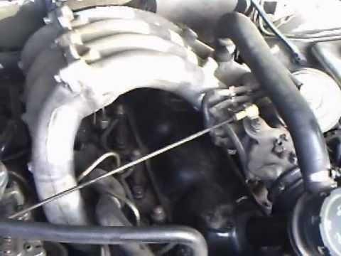 Ford Transit 1998 2 5 D Start Engine Youtube