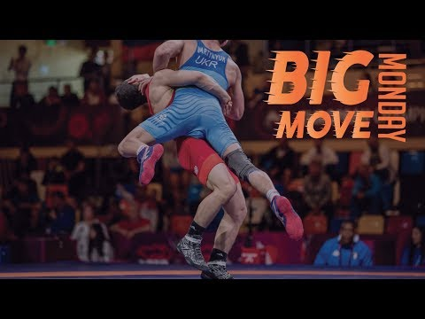 Big Move Monday -- Jacopo SANDRON (ITA) -- 2018 European C'ships