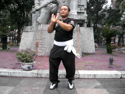 108 Vĩnh Xuân Quyền*Võ Sư Hoàng Thanh Phong