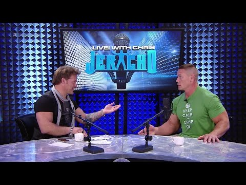 "Thumbnail: John Cena discusses his OVW experience on ""LIVE! with Chris Jericho"": WWE Network Exclusive"