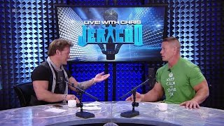 "John Cena discusses his OVW experience on ""LIVE! with Chris Jericho"": WWE Network Exclusive"