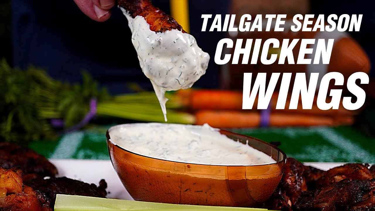 Tailgate Easy Brine for Chicken Wings   Tailgate Series