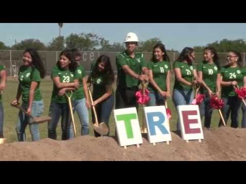 TRE Groundbreaking at Pace Early College High School