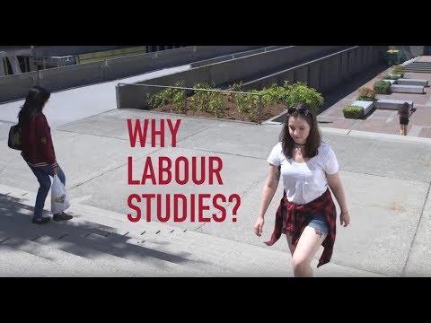 Why Choose Labour Studies?