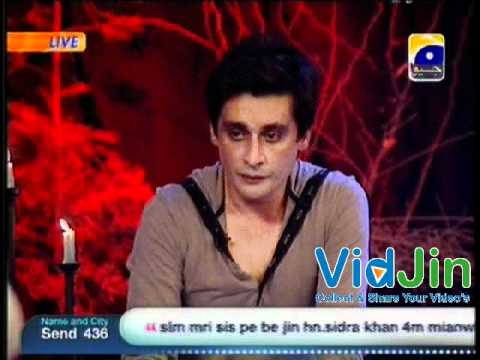 Jinnat Live in Sahir Lodhi Show Das Tak Kay Baad - 18 June 2012 Part 2 Travel Video