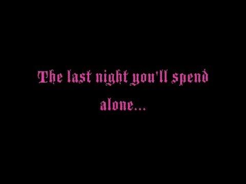 The Last Night By: Skillet (lyrics)