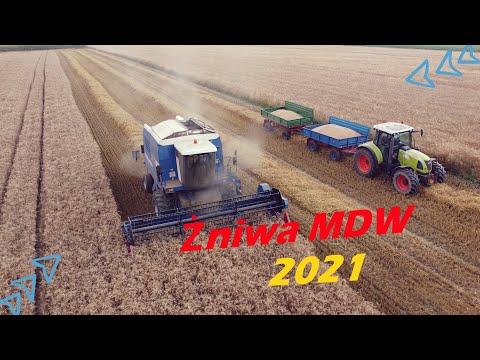 Żniwa 2021 Nowym