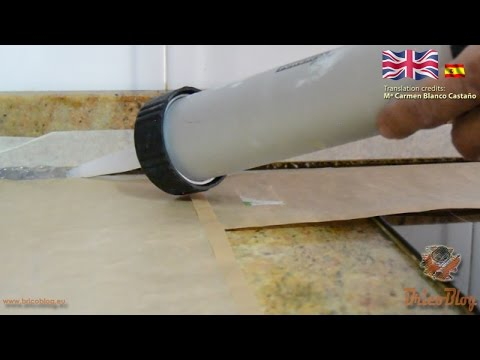 HOW TO APPLY SILICONE SEALANT