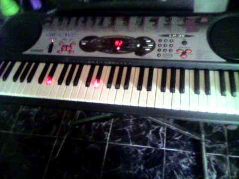 teclado casio lk 35 iluminaci n de teclas 100 melod as youtube. Black Bedroom Furniture Sets. Home Design Ideas