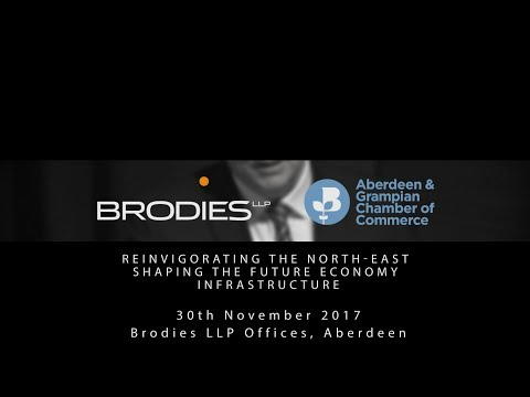 Reinvigorating the North-east | Shaping the Future Economy of Aberdeenshire | Infrastructure