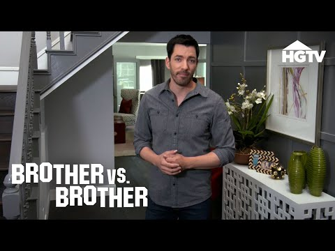 Brother Vs. Brother - Adding Color to Your Home - HGTV