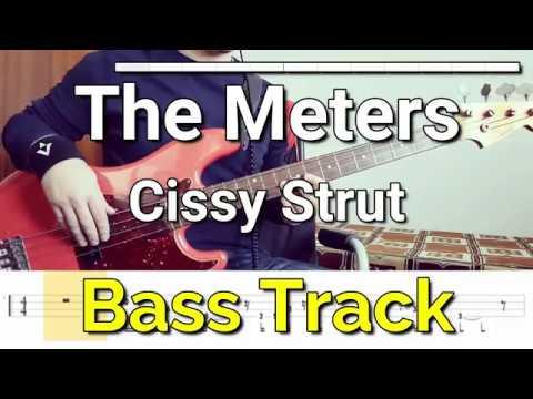 The Meters - Cissy Strut (Bass Tracks) Tabs