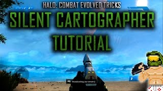 Halo Tricks: Silent Cartographer Door Launch, Overshield Drop and Grenade Jumps