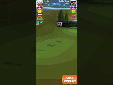 Golf clash! Longest drive 651 yards youtube.