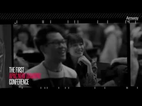 Amway Asia Pacific New Diamond Conference 2016