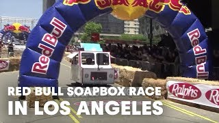 Red Bull SoapBox Race - Los Angeles 2011