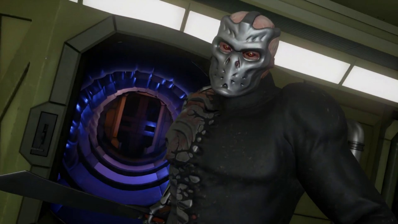Uber Jason and Grendel Reveal in the Virtual Cabin 2.0 - Friday ...