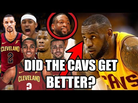 Why The Cavs Trades Made The Cavs BETTER! NBA Championship?