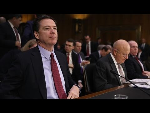 FBI's Comey Says Russian Hackers Also Targeted GOP