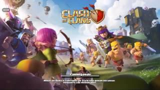 Clash of clans .a construção da Vila#2