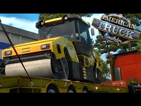 American Truck Simulator T.Engin de chantier