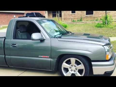 03 silverado single cab turbo youtube. Black Bedroom Furniture Sets. Home Design Ideas