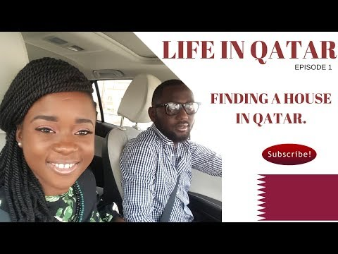 FINDING A HOUSE IN QATAR | LIFE IN QATAR | ISSAVLOG