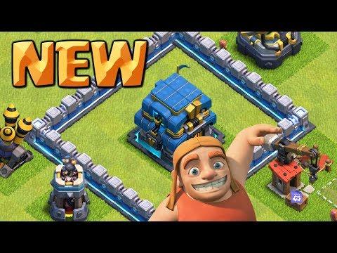 NEW TH12 Defense Levels - SNEAK PEEK! Clash of Clans Update - Town Hall 12 [June 2018]