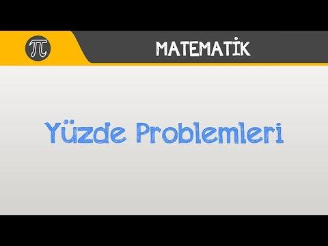 Yüzde Problemleri | Matematik | Hocalara Geldik