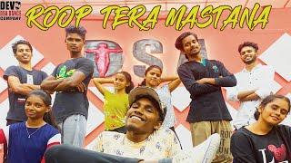 Roop Tera Mastana | Mika Singh | Giorgia Andriani | Manvi Khosla | DSA DANCE COMPANY I DANCE COVER
