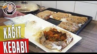 Kağıt Kebabı Tarifi    Hatice Mazı ile Yemek Tarifleri