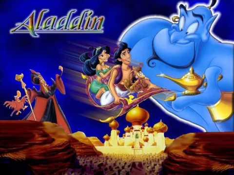 Aladdin- Le notti d'oriente-Ernesto Brancucci