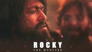 KGF BGM Attitude WhatsApp Status | Mass Background Music Ringtone | Rocky Bhai | Rocking Star Yash