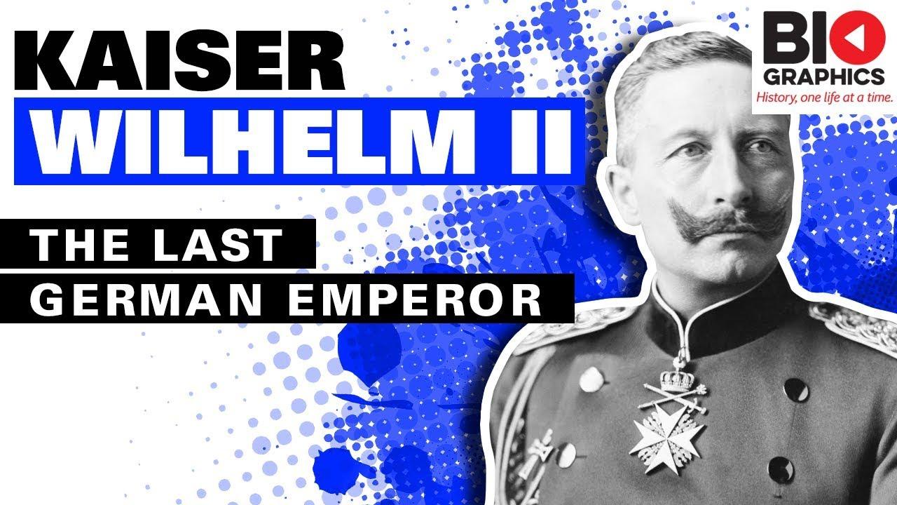 Download Kaiser Wilhelm II: The Last German Emperor
