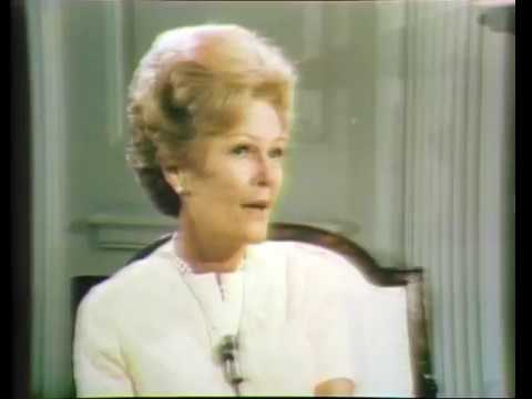 A Visit With the First Lady - Pat Nixon Interview