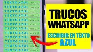 7 NUEVOS TRUCOS SECRETOS PARA WHATSAPP ¡NADIE SABE! 2018 Funciones ocultas de WhatsApp