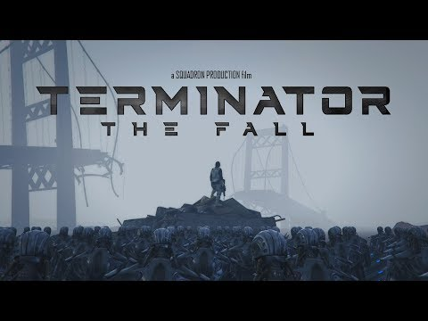 TERMINATOR THE FALL: Spinoff (Movie/Cinematic)