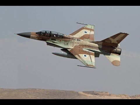 """طائرات إسرائيلية تقصف مقرات جمرايا قرب دمشق وبشار الأسد ينفذ تهديده بالرد """"ضربة بضربة"""""""