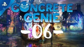 [PS4] Concrete Genie #06 - Kanały