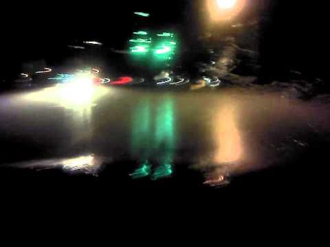 Drivin' Through a Missouri Monsoon