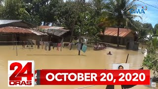 24 Oras Express: October 20, 2020 [HD]