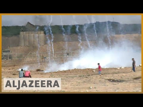 🇵🇸 More protests against Israeli siege expected on Friday in Gaza   Al Jazeera English