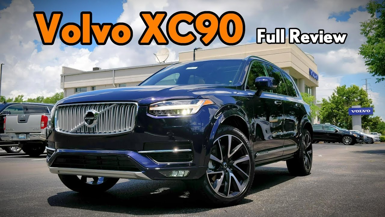 2019 Volvo Xc90 Full Review S Flagship Is Better Than Ever