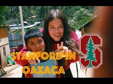 STANFORD IN OAXACA